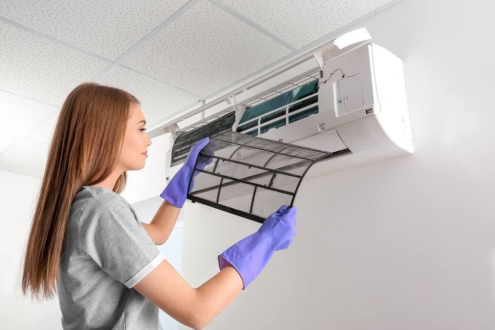 ahorrar en la factura con limpieza filtro aire